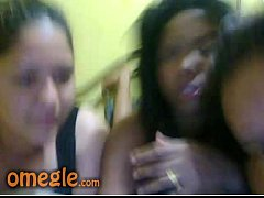 Two girls on omegle