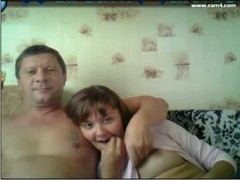 Step dad and daughter watching tv, I do this with my step dad too
